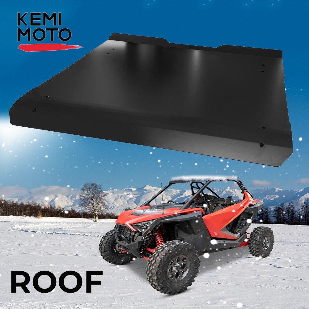 "1//4/"" Hard Plastic Roof with Lower Door Panels for Polaris RZR XP 1000 900XC S900"