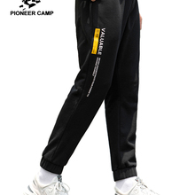 Pioneer Camp Autumn Men Joggers Casual Cotton Sweatpants Casual