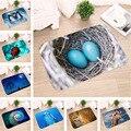40*60 см Live Turtoise яичный коврик термопереводной рисунок коврик для ванной комнаты нескользящий ковер мягкий фланелевый коврик для гостиной