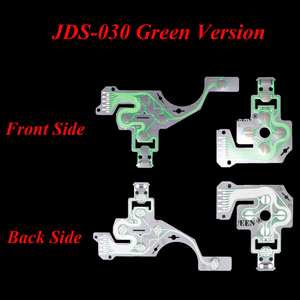 Image 4 - IVYUEEN Replacement Buttons Ribbon Circuit Board for PS4 Dualshock 4 Pro Slim Controller Conductive Film Keypad flex Cable PCB