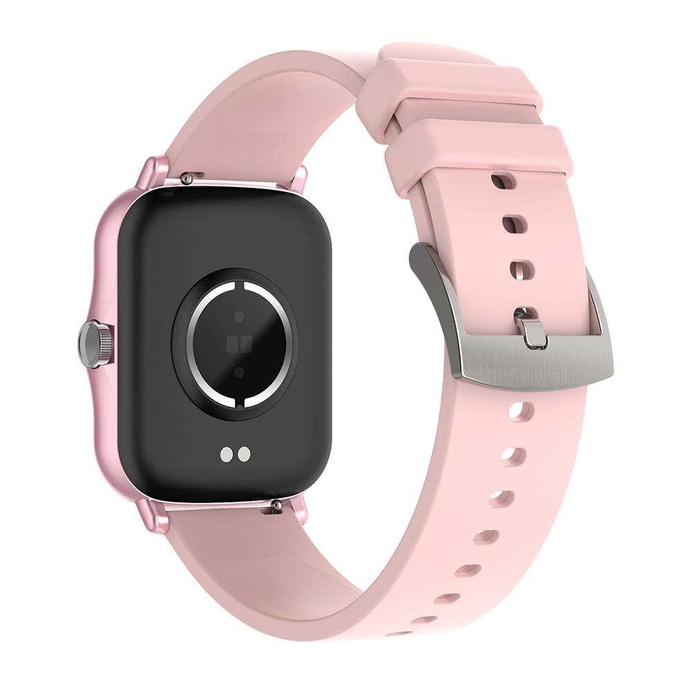 Hfcbc3cf9829048229f51367273ccb8eev COLMI P8 Plus 1.69 inch 2021 Smart Watch Men Full Touch Fitness Tracker IP67 waterproof Women GTS 2 Smartwatch for Xiaomi phone