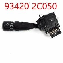 Echtes Scheinwerfer Schalter Blinker Licht Schalter Hebel für hyundai Tiburon Coupe 2002 2008 93410 2C050 93410 2C150 934102C150