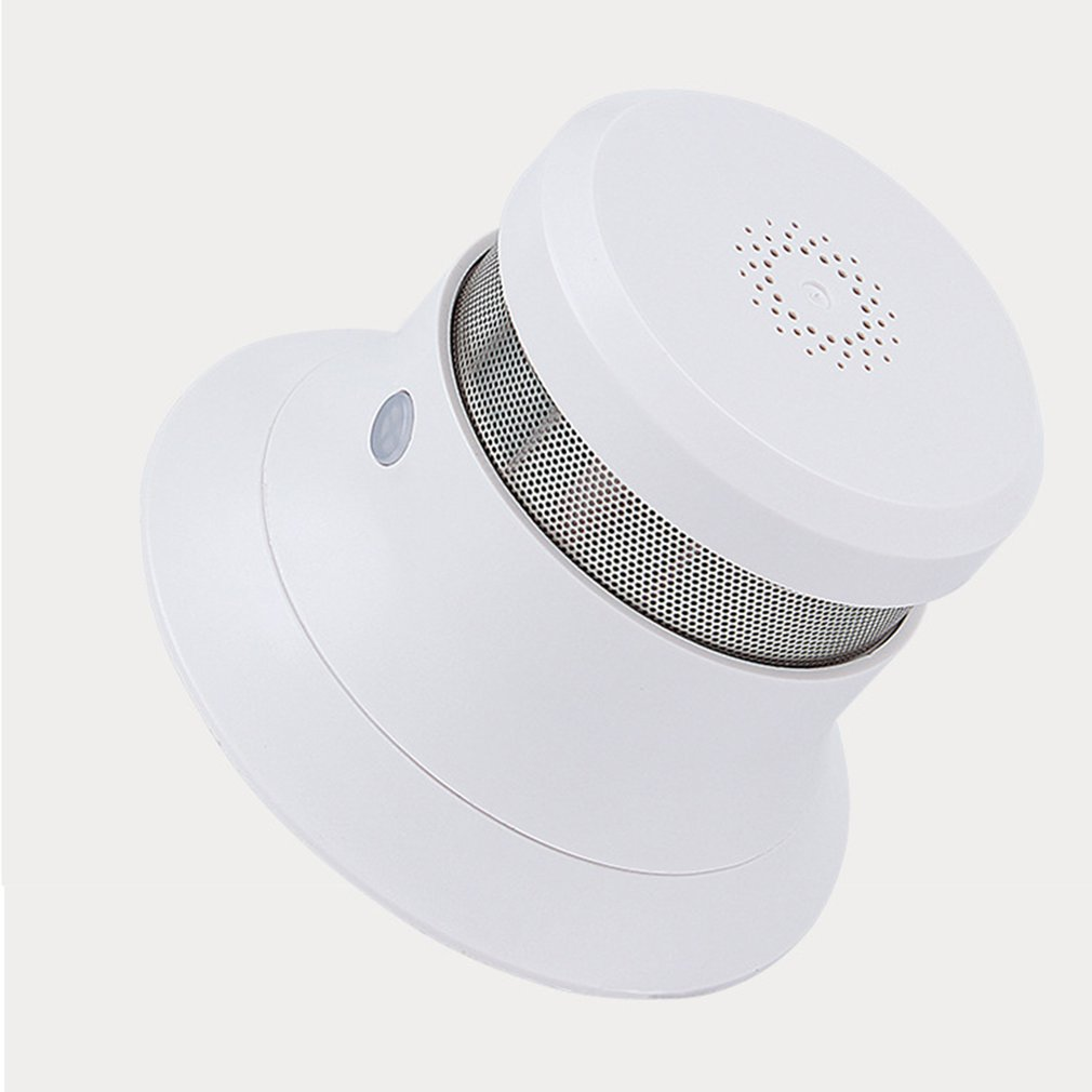 Smoke Detector Wireless Fire Alarm Sensor Independent Photoelectric For Home House Office