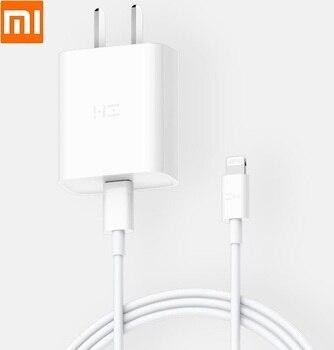 Xiaomi ZMI type-C PD 3,0 Быстрая зарядка 18 Вт с USB-C линия передачи данных для iphone 8, 8 Plus X XS XR мобильный телефон Быстрая зарядка