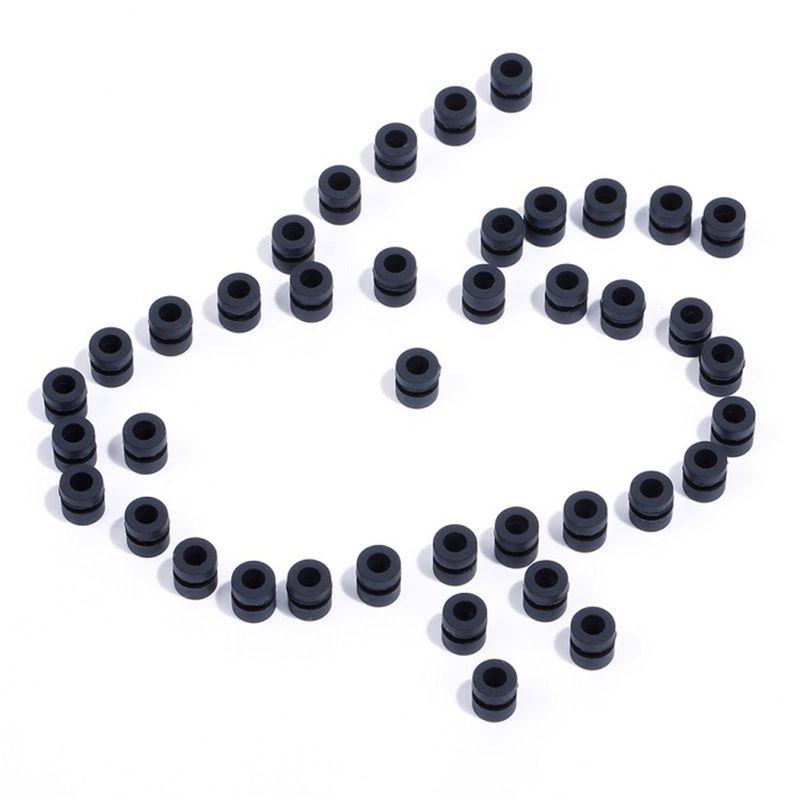 20pcs M3 Anti Vibration Rubber Damper Balls For FPV F4 F7 Flight Controller Soft Mount Shock Absorption Balls V2 Upgraded