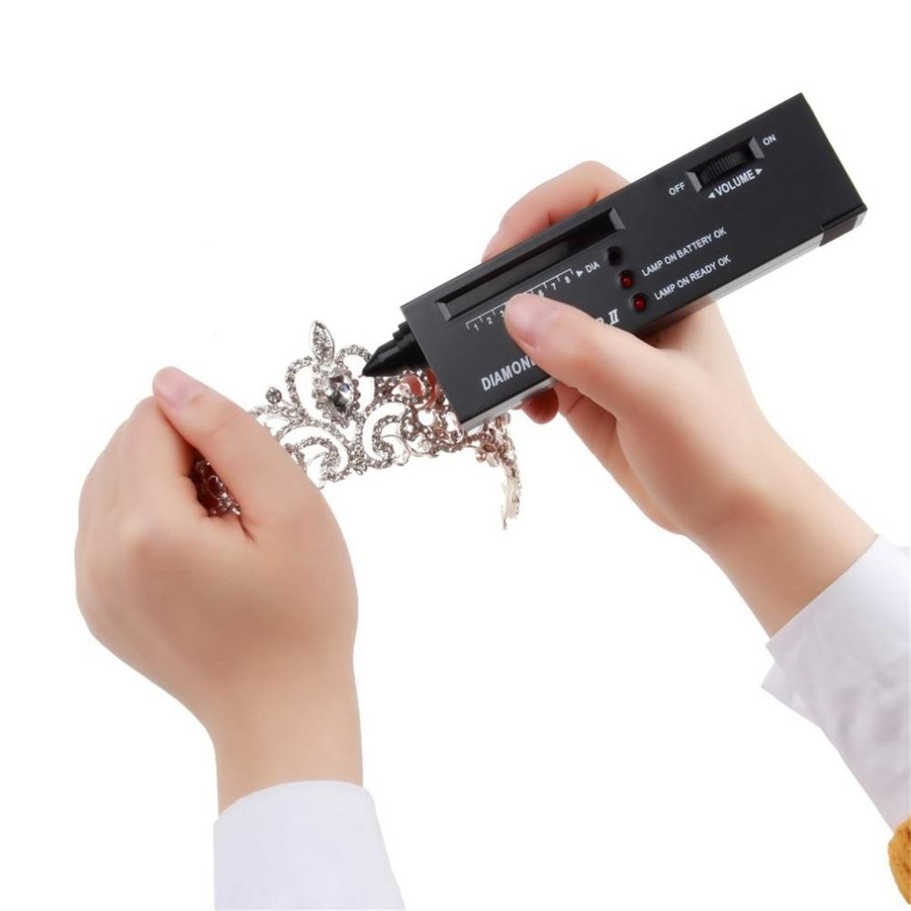 Diamond Tester Indicator Gemstone Selector II Gems LED Indic…