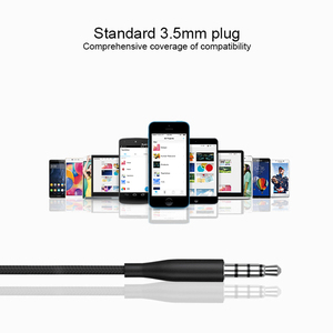 Image 4 - Oortelefoon Zwart 3.5Mm In Ear Met Microfoon Draad Headset Voor Samsung Galaxy S8 S9 Smartphone Hoofdtelefoon Akg