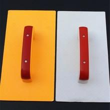 Plastic Trowel 15*30cm Wall-Board Plasterboard Flat Plastering Trowel Mason Tools Drywall Hand Trowel for Masonry Cement
