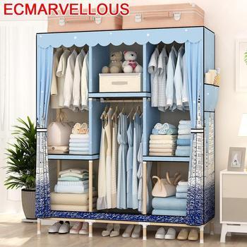 Storage Dresser For Meble Tela Armario Ropa Dormitorio Rangement Chambre Closet Mueble Cabinet Bedroom Furniture Wardrobe