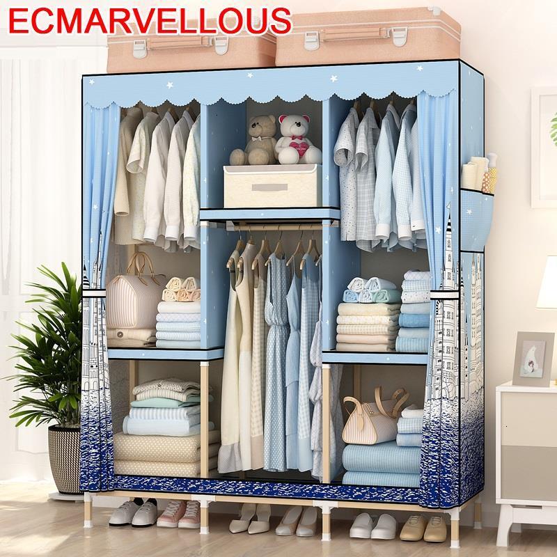 Storage Dresser For Meble Tela Armario Ropa Dormitorio Rangement Chambre font b Closet b font Mueble