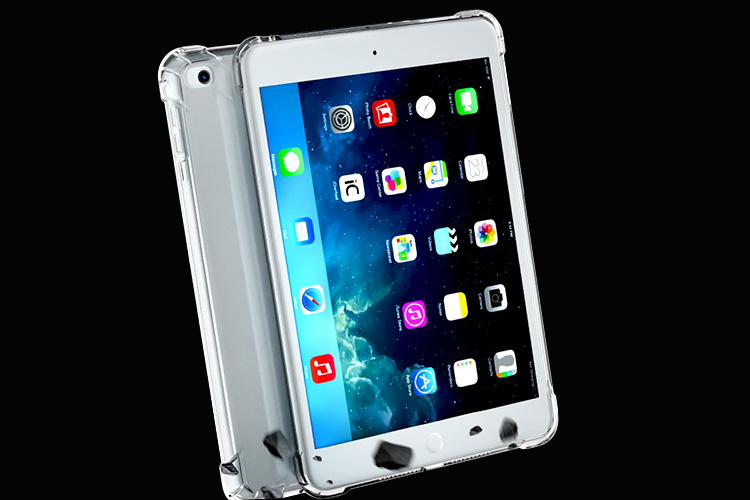 iPad 8th Cover Gen Case Silicon inch A2200 Tablet TPU A2270 10.2 A2197 For 7th 2019/2020