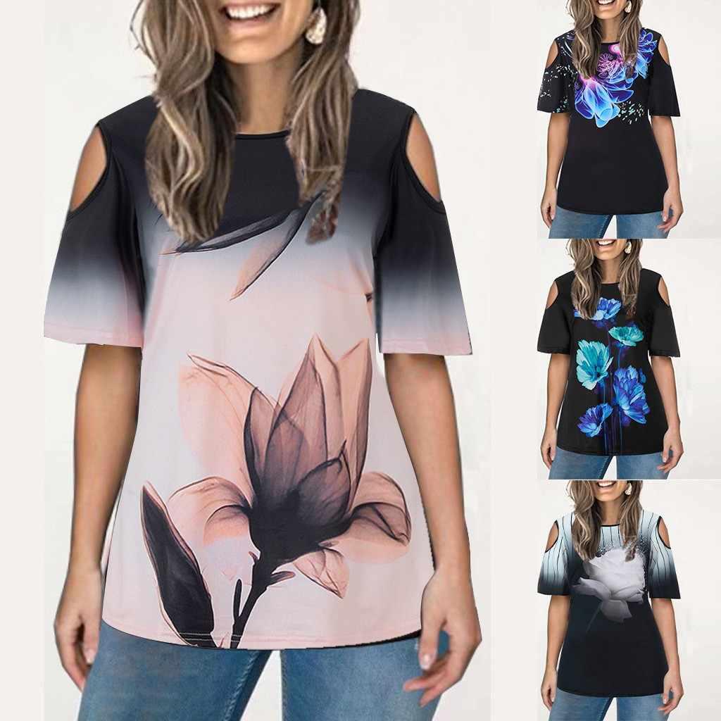 Tshirt Women Fashion Short Sleeve Printing O Neck Easyirregular Hem Tops Aesthetic Ropa Mujer Top Women Harajuku T Shirt Haut T Shirts Aliexpress