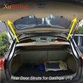 Задняя дверь багажник коробка Лифт поддерживающий пружинный амортизатор кронштейн гидравлический стержень автомобильные аксессуары для ...