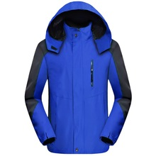 Outdoor Camping Jackets Autumn Waterproof Windbreaker Coat Softshell Men Hiking Jacket For Fishing Cycling Trekking Clothing facecozy men waterproof hiking jackets one layer thin spring summer autumn windbreaker camping hunting outdoor male hooded coat