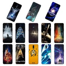 Star Trek for oneplus one plus 7 pro 7t pro 7 6 6t 5t Clear Soft Silicone Phone Case(China)
