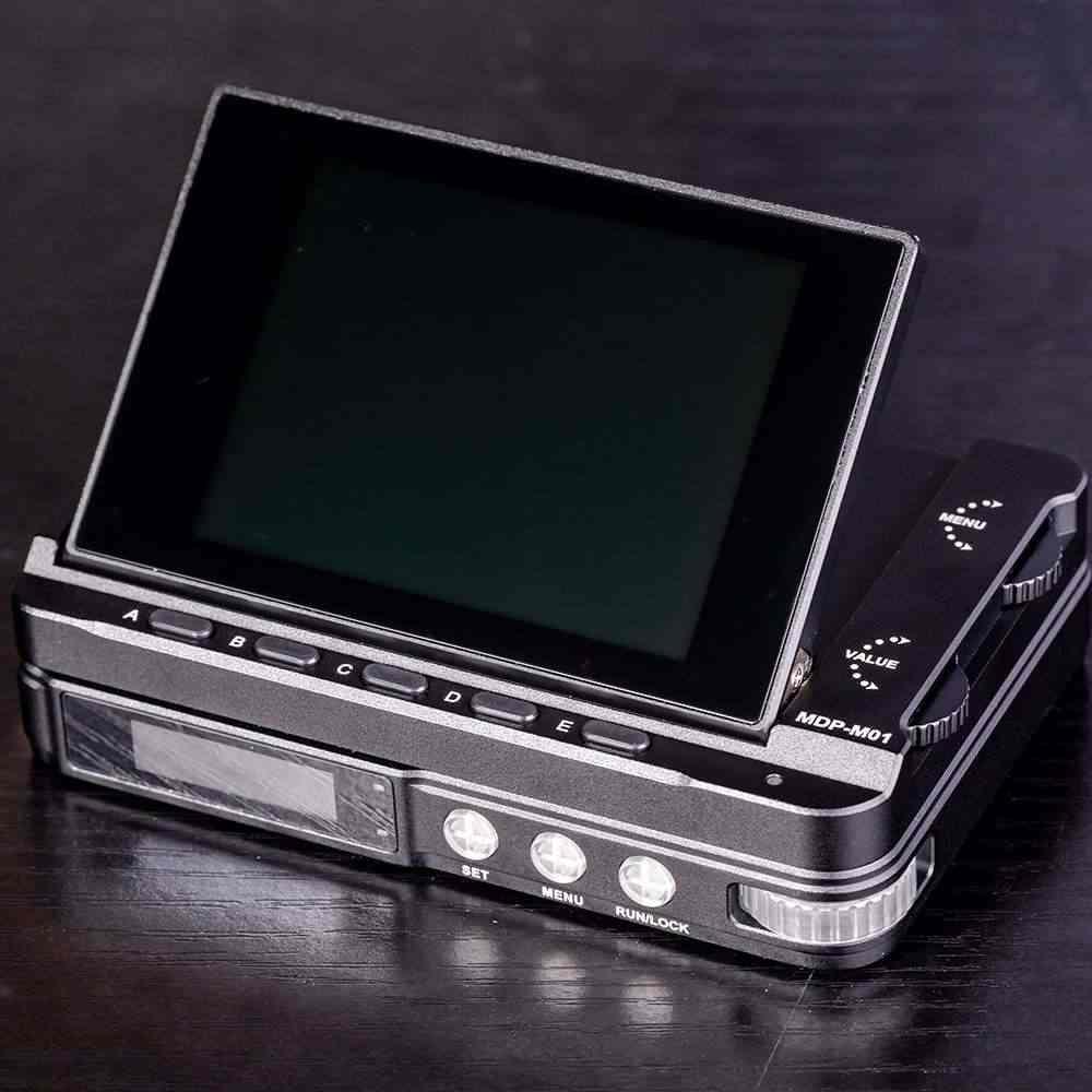 MINI MDP-XP Mini 30 V/5A 90W 2.4G bezprzewodowego połączenia cyfrowy programowalny system zasilania z 2.8-cal TFT ekran automa