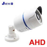 Kamera AHD 1080P 720P 4MP 5MP analogowy nadzoru o wysokiej rozdzielczości Bullet 2mp Hd noktowizor na podczerwień CCTV bezpieczeństwa domu na świeżym powietrzu