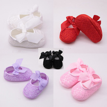 Baby Shoes Foot-Sock Girls Toddler 0-1-Year-Old Princess Casual New