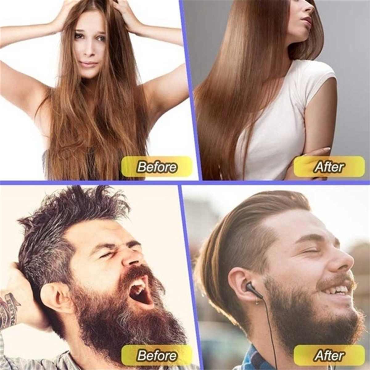 Display lcd pente de cabelo ferro volumize