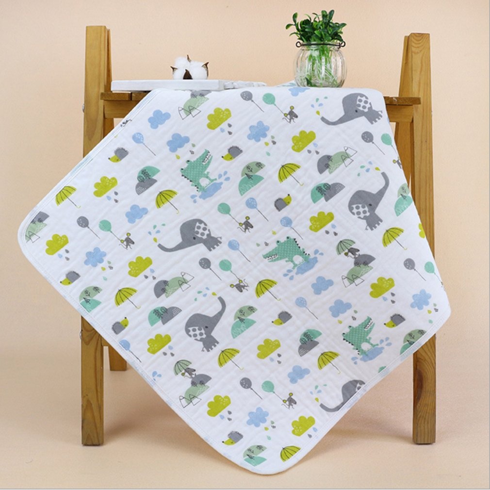 1PC Waterproof Baby Nappy Changing Pad Reusable Infant Baby Diapers Nappy Mattress Protector Ecologic Diaper Changing Mat Cover