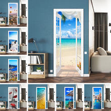 ПВХ водонепроницаемая художественная 3d печать домашний Декор