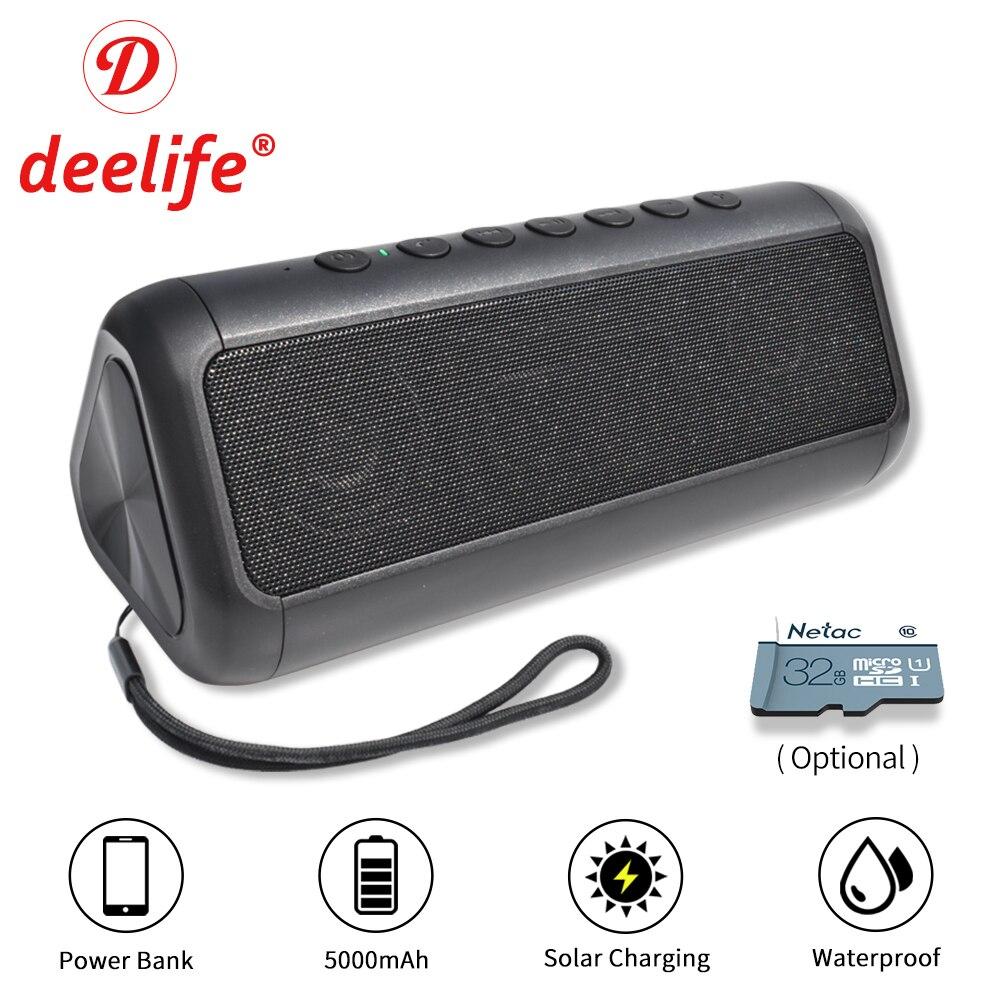 Waterproof Bluetooth Speaker Portable