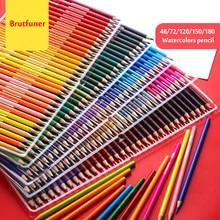 48/72/120/150/160 cores lápis de cor de madeira conjunto lápis para a escola desenho artista pintura arte suprimentos