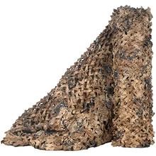 Filet de Camouflage de 1.5M x 2 3 4 5 6 7 8 9 10M de large, décoration en rouleau, ombrage solaire, fête, Camping, jungle du désert