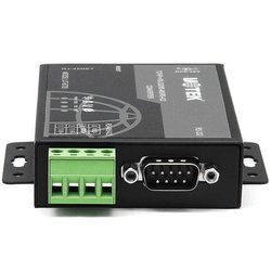 UT-6720 Serial Server TCP / IP Ethernet to RS232 / 485/422 Network Converter RJ45 to RS485 / 422/232