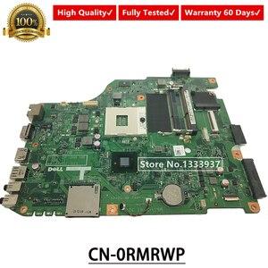 Материнская плата для ноутбука Dell V1540, 1540, N5040, HM57, DV15, CPUMA MB 10263-1, 48.4IP01.011, 554QT01001, RMRWP 0, RMRWP