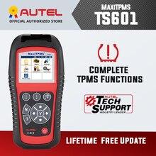 Autel MaxiTPMS TS601 narzędzie diagnostyczne OBDII skaner OBD2 programator TPMS Auto Code Reaser narzędzie monitorowania TPMS 433MHz 315MHz czujnik