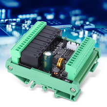Programmable Logic Controller FX2N-20MR-TTL Small PLC Industrial Control Board Electrical Parts WS2N-20MR-TTL-Z-S plc programmable controller board fx2n 10mr electrical supplies industrial accessory ws2n 10mr s