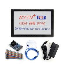 R270+ V1.20 для BMW CAS4 BDM программист плюс M35080V6 M35080 Чип поддержка всех CAS3 программист