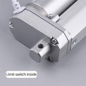 Image 2 - RF afstandsbediening Elektrische Lineaire actuator 12V metal gear kan stoppen elke tijd lineaire motor beroerte 50mm 100mm 150mm 200mm 250