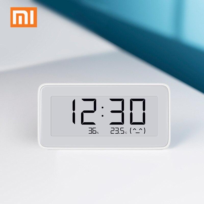 Original Xiaomi Mijia Bluetooth Wireless Smart Electric LCD Screen Digital Indoor Outdoor Hygrometer Thermometer Measuring Tools