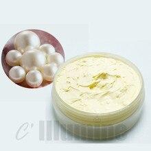 30g Pearl Day Cream Concealer Natural Foundation Makeup Base Ginseng Whitening b