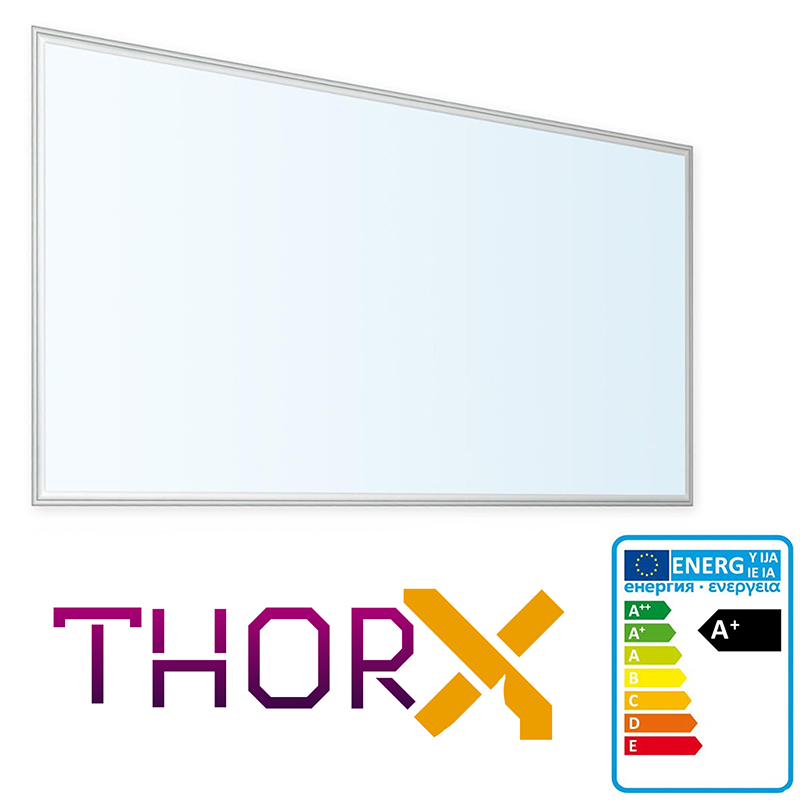 Thorx LED B 1200x600 Mm Ultraslim LED Panel  - 60W, 5700lm Led Driver 100-240V, Cool/warm/neutral White