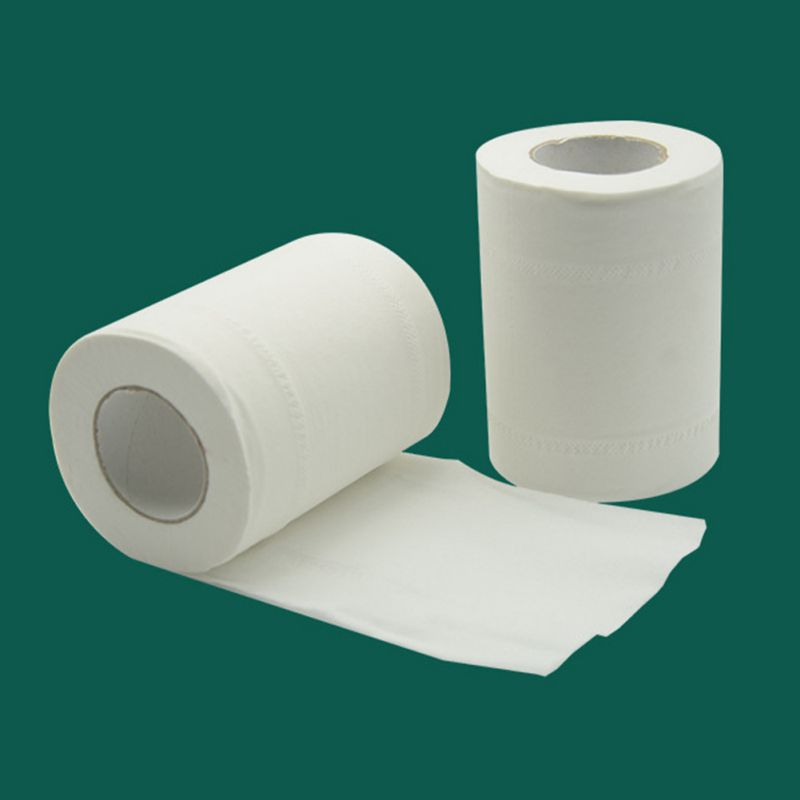 3 Layers Size Toilet Paper Soft Bath Tissue Toilet Paper Thickening Toughness And Strength