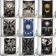 Tapestry Witchcraft Decoration Tarot Indian Mandala Bohemian-Style Brand-New-Product