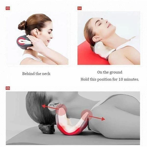 Innovative Neck Stretcher