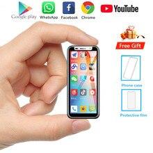 Melrose 2019 Mini Smartphone Backup Pocke 4G Fingerprint ID Ultrathin 3.4'' MTK6739 Android 8.1