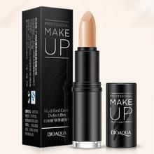Bioaqua Face Makeup Contour Stick Contouring Highlighter Bronzer 3D Foundation Natural Isolation Cream Concealer Pen