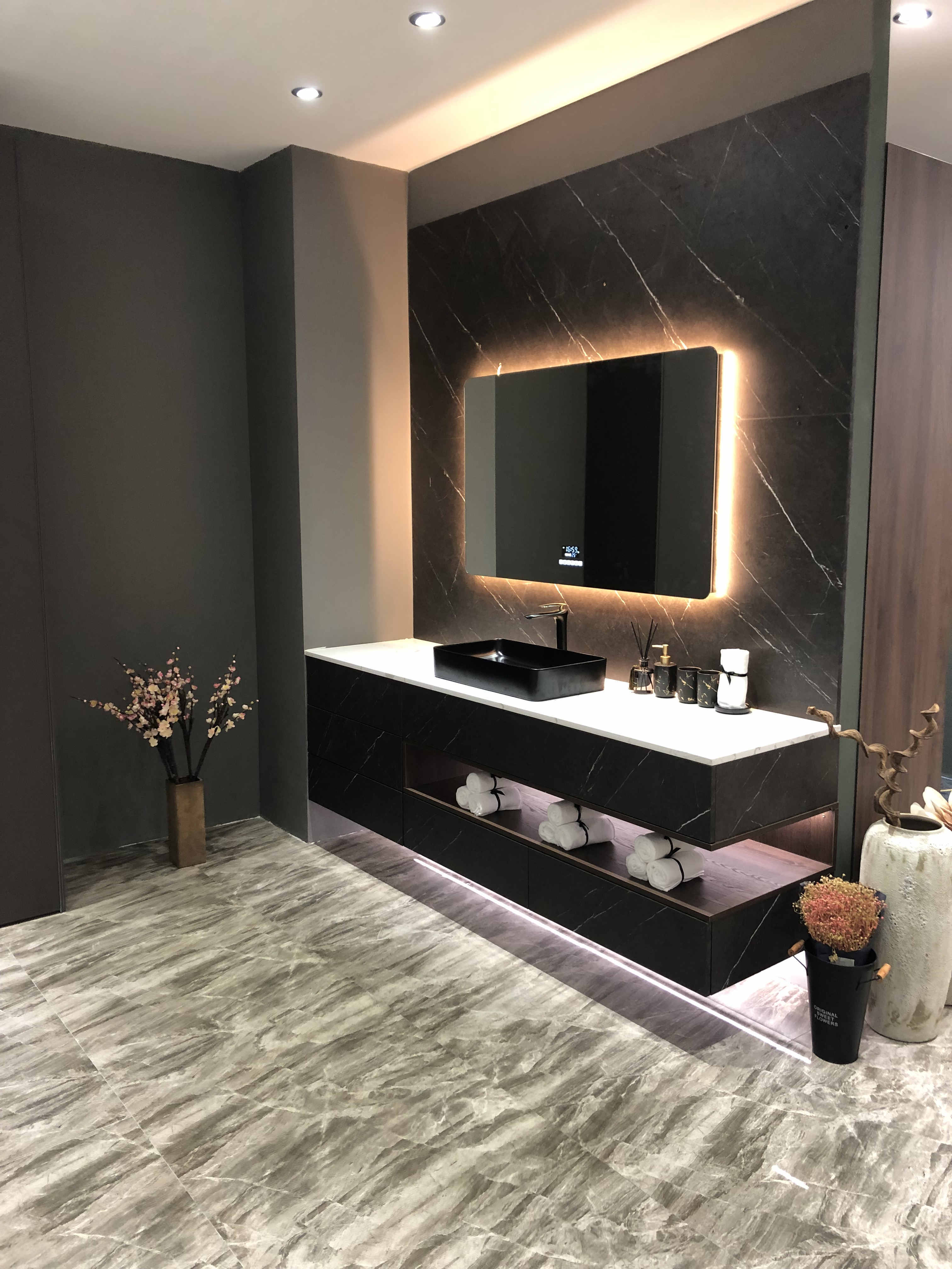 Modern Customize Vanity Marble Vanities