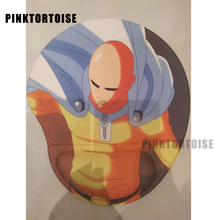 Anime ONE PUNCH-MAN pad mouse gamer Saitama Silicone Wrist Mouse Pad bonze PC playmat