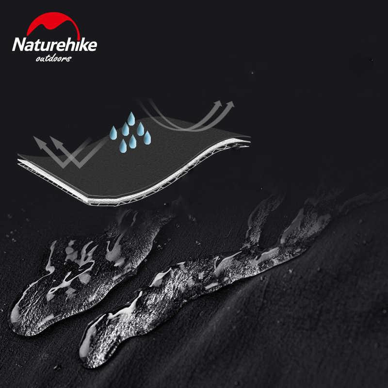 Naturehike wielofunkcyjny Poncho wodoodporny i wiatroszczelny płaszcz przeciwdeszczowy przenośny na zewnątrz Camping piesze wycieczki wspinaczka NH20FS005