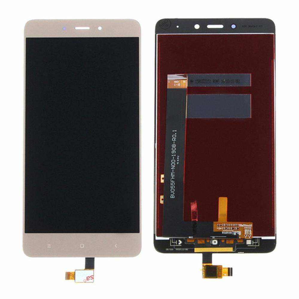 Für <font><b>Xiaomi</b></font> redmi Hinweis <font><b>4</b></font> Glas LCD display Touch Screen <font><b>Panel</b></font> Rahmen Screen Digitizer Ersatz Teil image