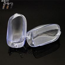 FOR KAWASAKI ZZ-R 1100 D/ZX-11/ZZR 1200 Motorcycle Accessories 3 Colors Front Turn Signal Indicator Lamp Light Lens Cover len недорого