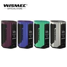 [США/Франция] Wismec Reuleaux RX GEN3 TC Mod Box 300 Вт Выход питание от 18650 батареи VW/TC-Ni/TC-Ti/TC-SS/TCR режим Vape Box Mod