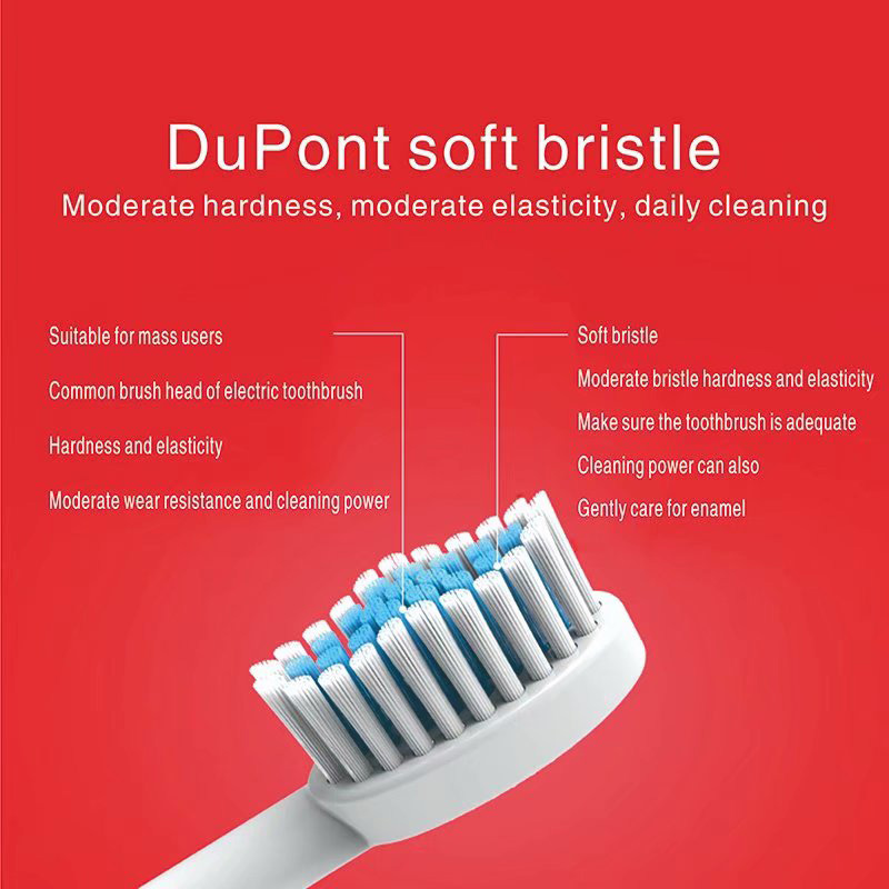 Electric Toothbrush USB Rechargeable Whitening IPX7 Waterproof Oral Health Teeth Brush Adult Sonic Wave Electric Toothbrush