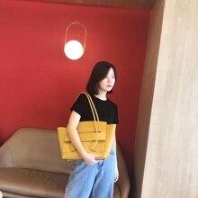 Kafunila genuine leather bags for women 2019 luxury handbags women bags